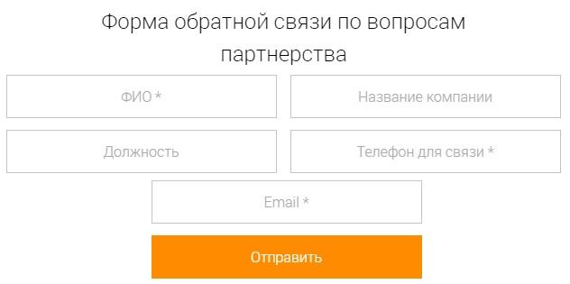 Cитипоинт заявка