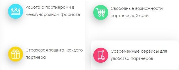 Aba Marketing Group функционал