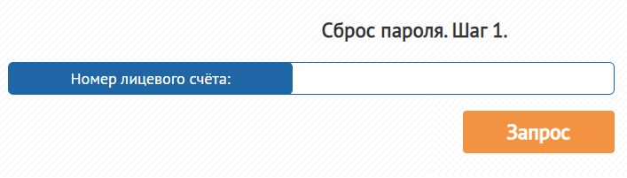 Эстейт Сервис пароль