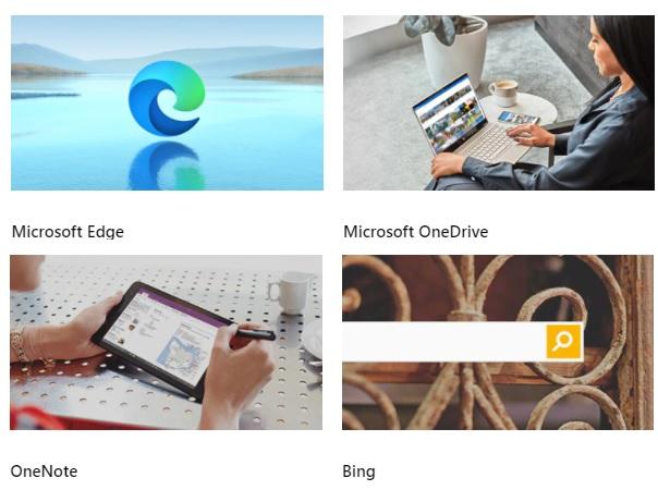 Майкрософт услуги